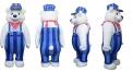 Build-A-Bear Inflatable Mascot
