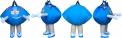Fun City - Dubai Inflatable Mascot