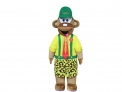 Bogart The Monkey 2 Inflatable Mascot