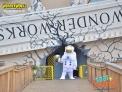 Wonderworks Inflatable Mascot Spaceman