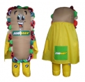 Subman Inflatable Mascot