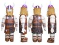 Viking Splash Tour Inflatable Mascot