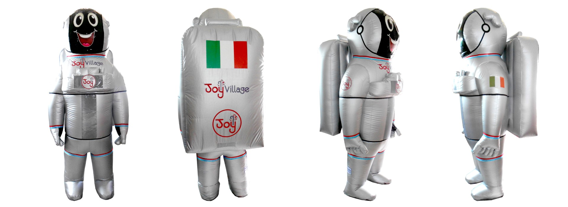 AstroGirl JoyVillage-Italy Inflatable Mascot