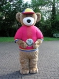 Bearmy Teddy Bear Inflatable Mascot
