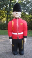 Ripley London Guard Inflatable Mascot
