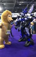 Lion & Transformeer